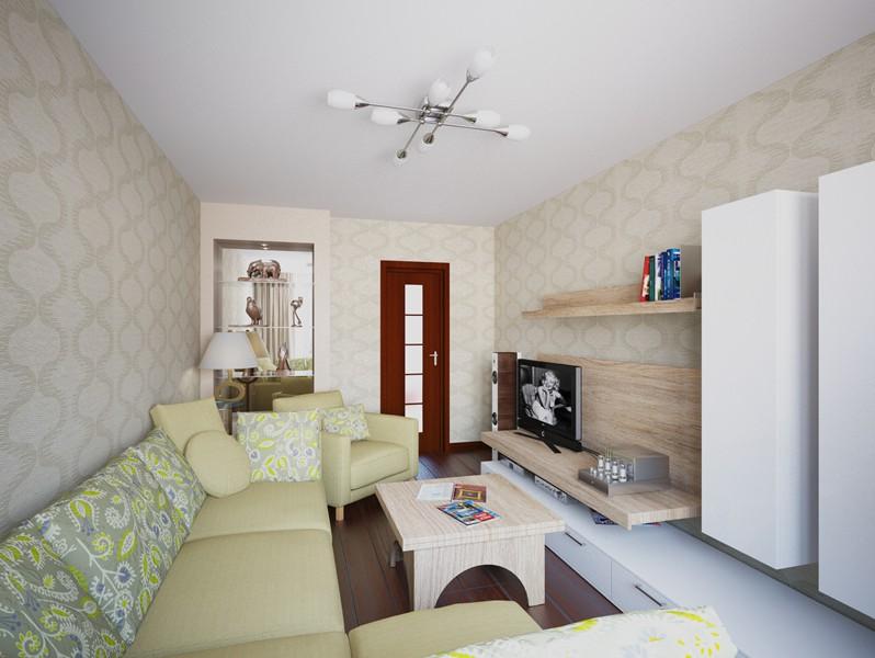 Дизайн комнаты 5 на 3