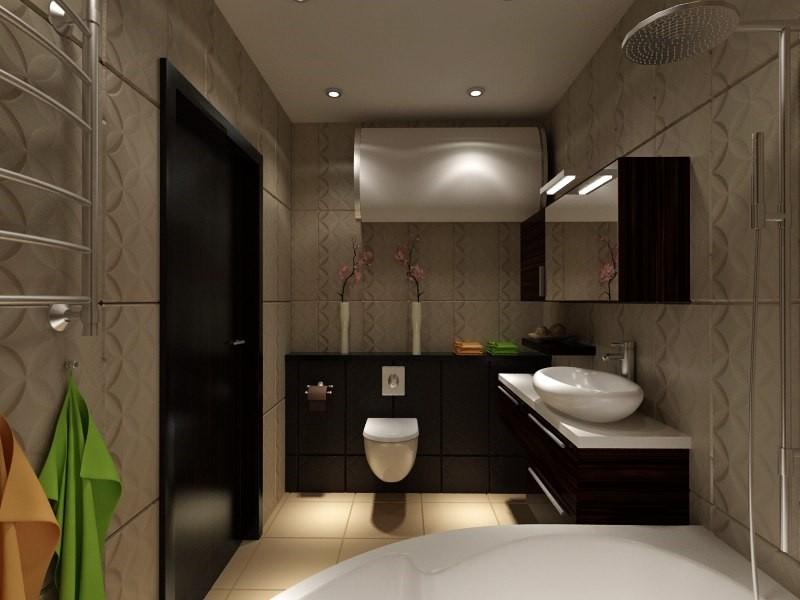 Квартира 60 м2 дизайн 99