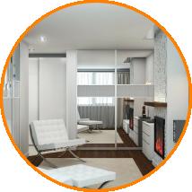 Элитный дизайн квартир спб