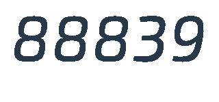 88839