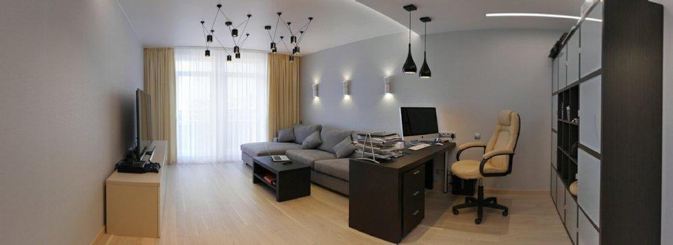 Дизайн интерьера квартиры в ЖК Царская столица