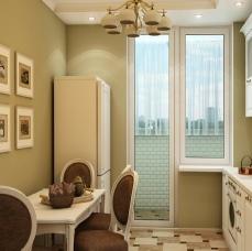 Дизайн двухкомнатной квартиры_11