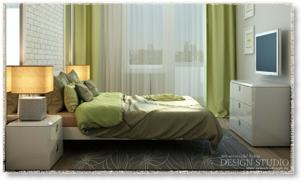 Дизайн двухкомнатной квартиры_13