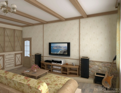Дизайн двухкомнатной квартиры ФОТО