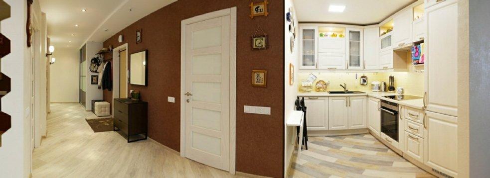 Дизайн интерьера квартиры в ЖК Александр Невский
