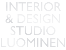 INTERIOR & DESIGN  STUDIO LUOMINEN