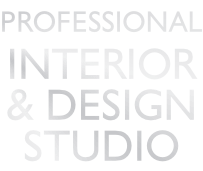 PROFESSIONAL INTERIOR & DESIGN  STUDIO