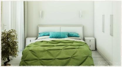 Дизайн однокомнатной квартиры_4